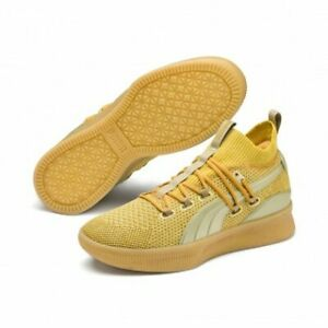 best sneakers 5ca43 259c4 Puma Clyde Court Title Run Basketball Shoes Sneakers ...