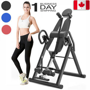 exercise inversion table invert align headstand bench back