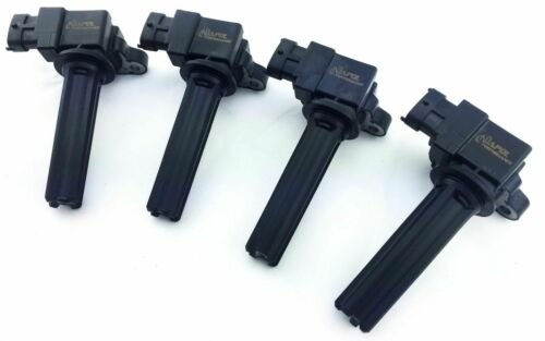 4 Performance Ignition Coil Packs for 2003-2011 9-3 9-3x 2007-08 BLS 2.0L Turbo