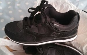 Lite Dc Suede Xe Black Size Kalis 5 Trainers Hffqgaw
