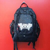 Mma Sports Backpack Black Mooto Multi Bag Martial Arts Gear Tkd Karate Taekwondo
