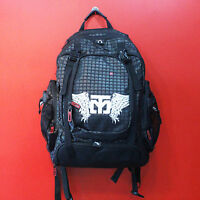 Mma Sports Backpack Black Mooto Multi Bag Martial Arts Gear Tkd Karate Taekwondo