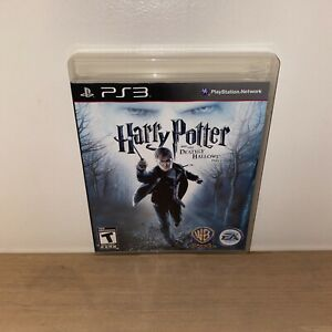 Harry Potter and the Deathly Hallows: Part 1 (Sony PlayStation 3, 2010) PS3
