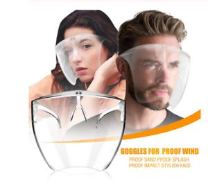 NEW ORIGINAL Pro-X 2-in-1 Goggles Face Shield