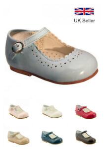 Baby Girls Shoes - Sevva EMMA Spanish