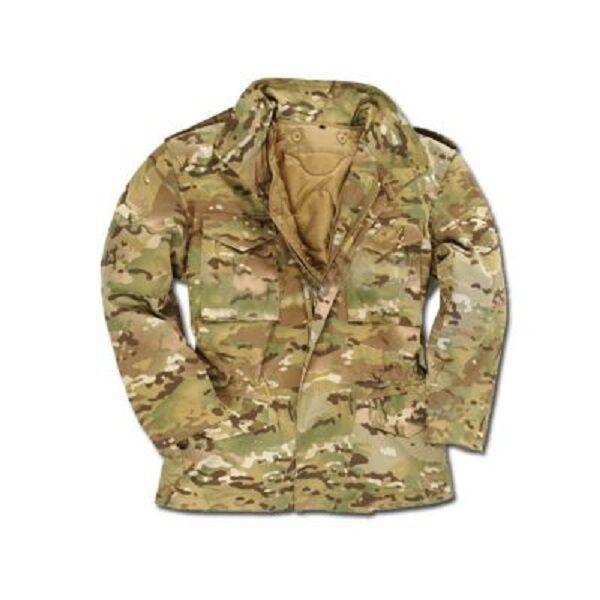 Us chaqueta de campo m65 Army Parquea CAMUFLAJE field  jacket W forraje multitarn 3xl XXXL  producto de calidad
