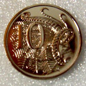 Ex RAM Set 10c Coin Free Post Aust! 2019 Australian Specimen UNC Ten Cent