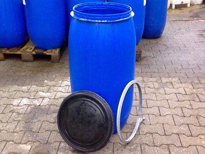 Espressive Pioggia Tonnellata, Barile, Fodera Tonnellata, Pe-barile, Tonnellata, 140 Litro!!!-s, Futtertonne,pe-fass,tonne, 140 Liter!! It-it
