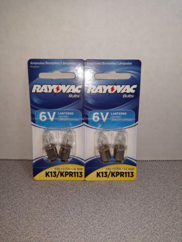 Rayovac 6V Lanterns K13//KPR113