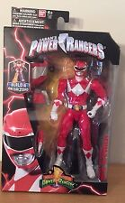 Mighty Morphin Power Rangers Legacy Wave 1 RED RANGER In Hand! MISB