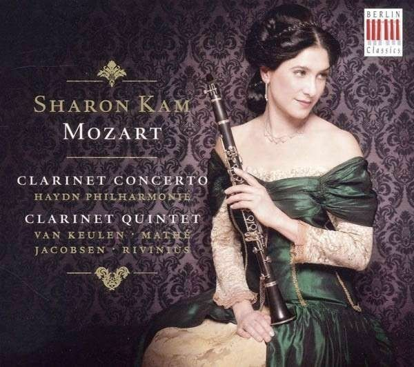 MOZART Klarinettenkonzert & -Quintett - SHARON KAM Bassettklarinette