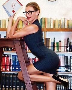 Cameron Diaz Color 8x Naughty Librarian