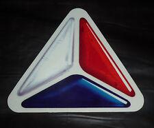 Vintage retro 90's Axion skateboard shoe Kareem Campbell era stickers & decals