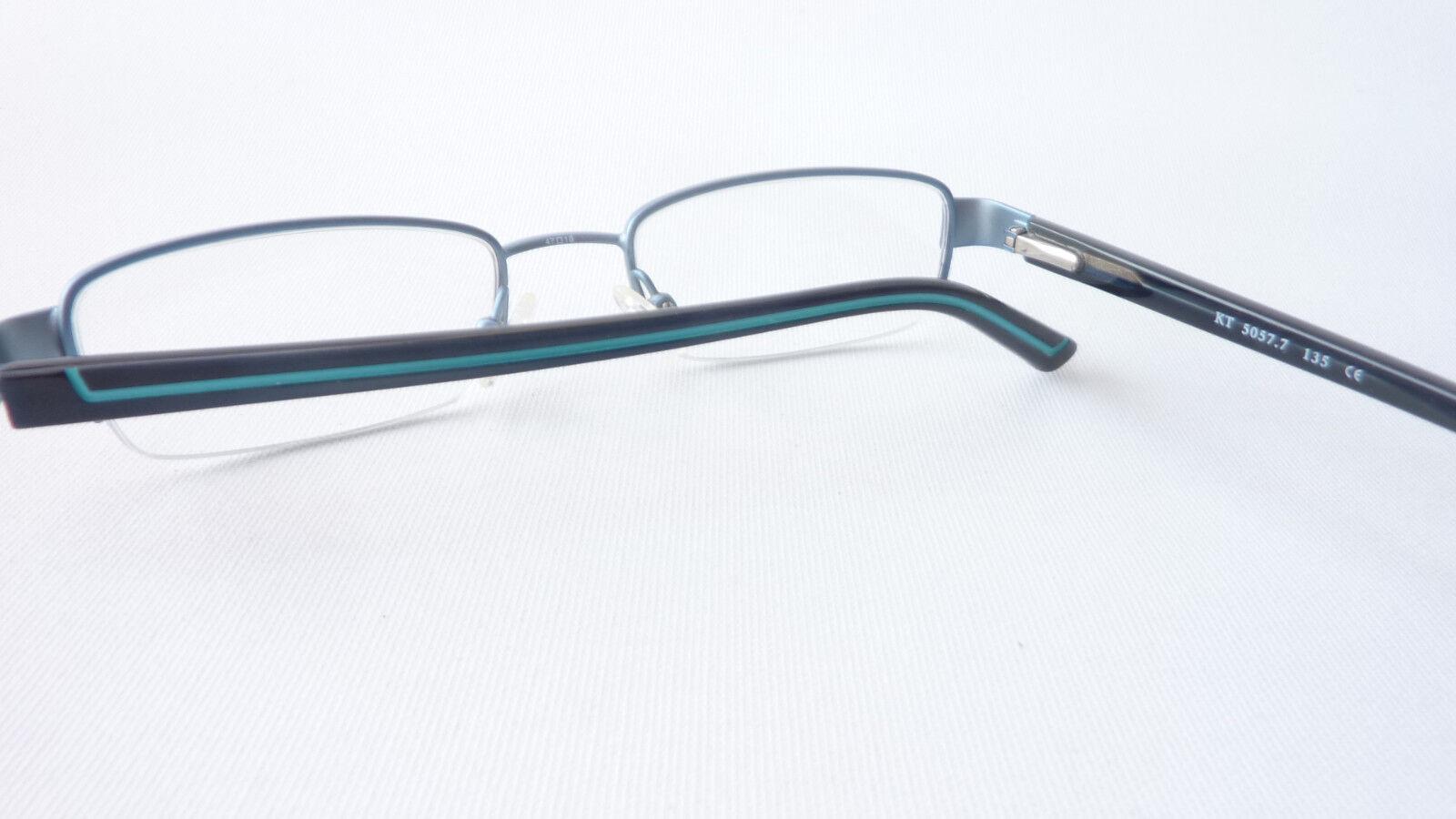 Metall Fassung Marken Gestell Gestell Gestell blau Brille schmal stabil Lesebrille Whynot Gr S | Erlesene Materialien  884d30
