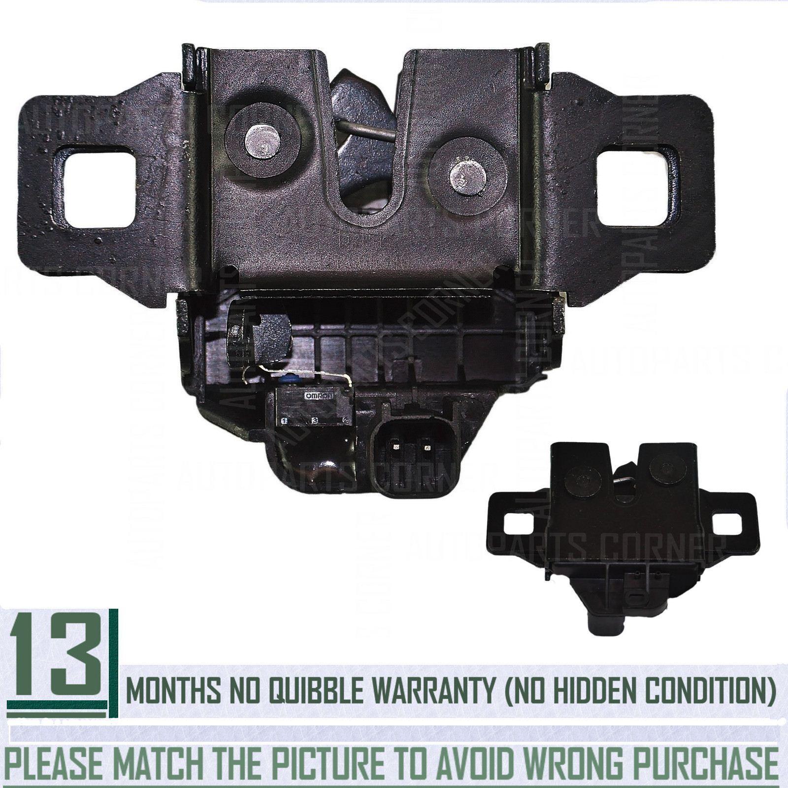 Motorhaube-Fang Anti-diebstahl -schalter für Land Rover Discovery Freelander 2
