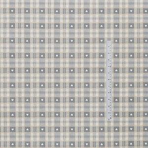 Smoke Grey Plain Wipeclean PVC Vinyl Oilcloth Tablecloth Multiple Sizes