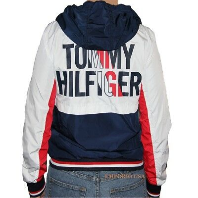 TOMMY HILFIGER HOODED YACHT JACKET | Jackets