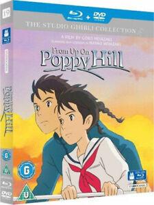Da-Up-On-Poppy-Collina-Blu-Ray-DVD-Nuovo-OPTBD2615