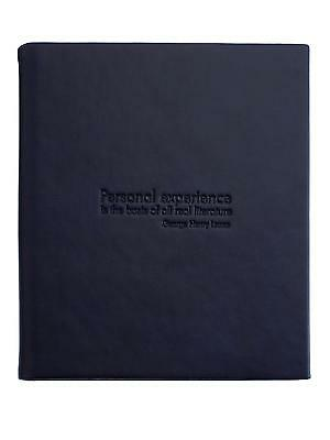 B&N NOOK Simple Touch & Glow Lewes Quote Cover Indigo case jacket Barnes & Noble