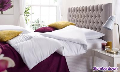 Save up to 20% off Slumberdown Bedding