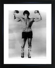 Sylvester Stallone Rocky Framed Photo CP0467