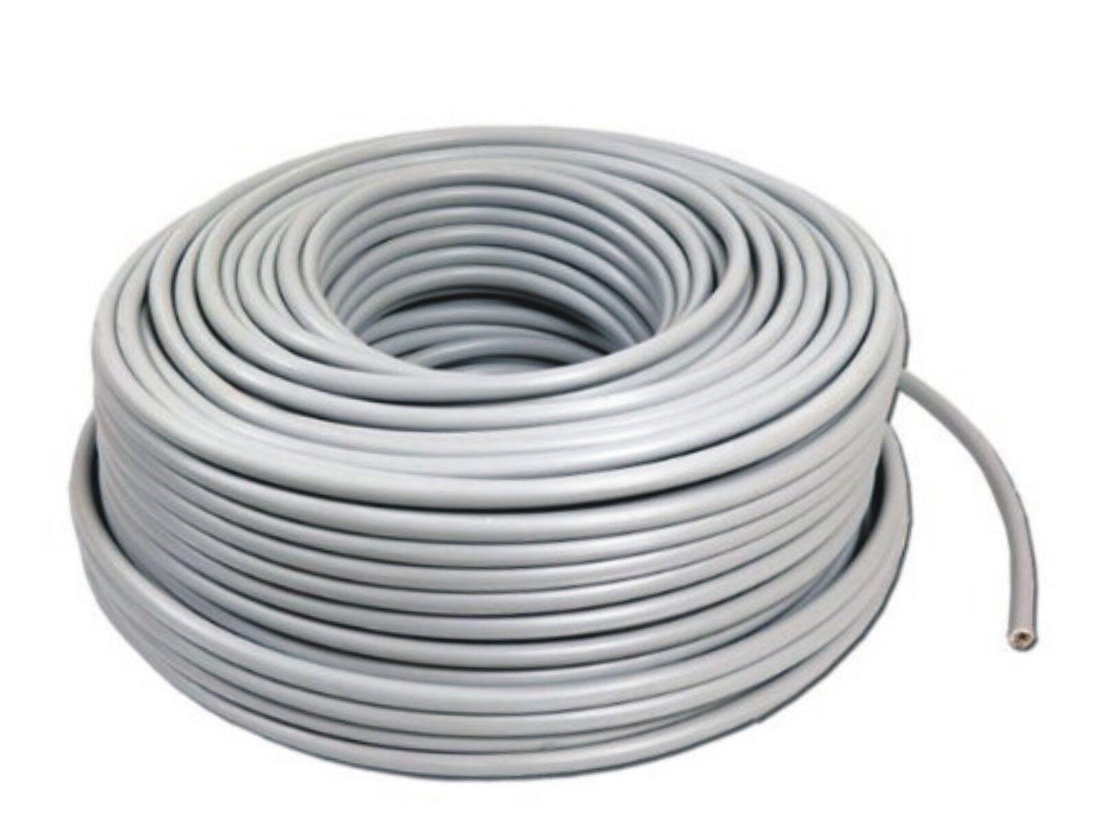 /m) 50m NYM-J 5x1,5mm Stromkabel Mantelleitung Kabel Leitung Elektroleitung