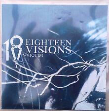 Eighteen Visions - Victim One Track Promo CD Single (CD)
