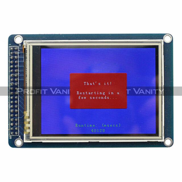 """DESainSmart 3.2"""" TFT LCD Modul + Touch Panel + SD Reader für Arduino Mega2560 R3"""