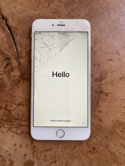 Apple iPhone 6s Plus - 128GB - Silver Unlocked
