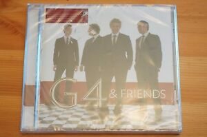G4-and-Friends-MINT-CD-Sealed-Unused-Jewel-cased-1st-Run-Sticker-Cellophane-Gift