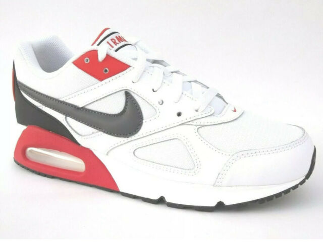 Nouveau NIKE Air Max IVO Baskets Homme CD1540 100 Taille UK 8 RRP £ 94.95
