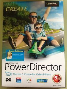 CyberLink-PowerDirector-Bonus-PhotoDirector-7-Deluxe-Windows-DVD-DD-Sealed