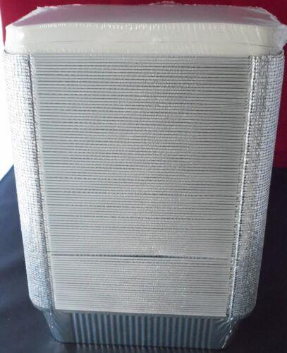 100 Aluschalen Typ R13//670 mit einseitig beschichteten Deckeln!
