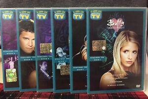 Buffy L'AmmazzaVampiri 6 DVD Slim Stagione 3 Completa 22 Eps. Edit. Vedi Foto
