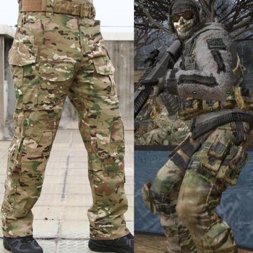 Camuffamento Of Gioco Chiamaci Costume Duty Warfare Pantaloni Task 2xl Pantaloni S 5qwwRCX