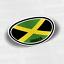 Jamaica Flag Vinyl Decal Sticker Car Bumper Adhesive Kingston Reggae Marley