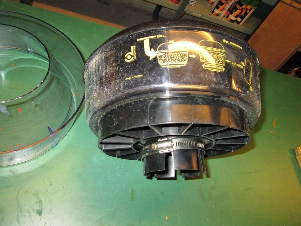 Luftfilter forfilter precleaner, Sparex/Donaldson