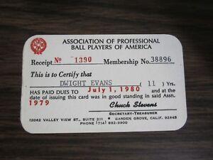 Dwight-Evans-MLB-Players-Association-Membership-Card-Boston-Red-Sox