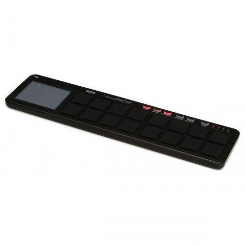 vendita online KORG - NANO PAD PAD PAD 2 nero  economico e di alta qualità