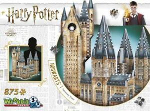 Astronomieturm Poudlard Harry Potter / Tour d'astronomie Wrebbit3d (34520)