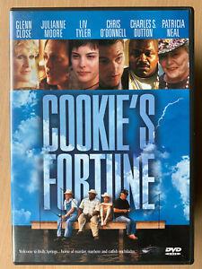 Cookie-039-s-Fortune-DVD-1999-Drama-con-Glenn-Close-Julianne-Moore-Region-1