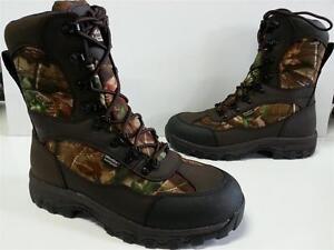 Men's Hiking Boots For Sale Irish Setter 2828 Trail Phantom 9 inch Realtree Hardwoods Men Green 2828 Factory