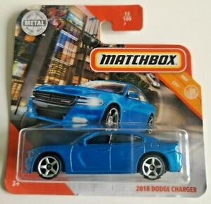 2020 Power Grabs MBX City 2018 Dodge Charger 15//100 BBGKN26 Matchbox