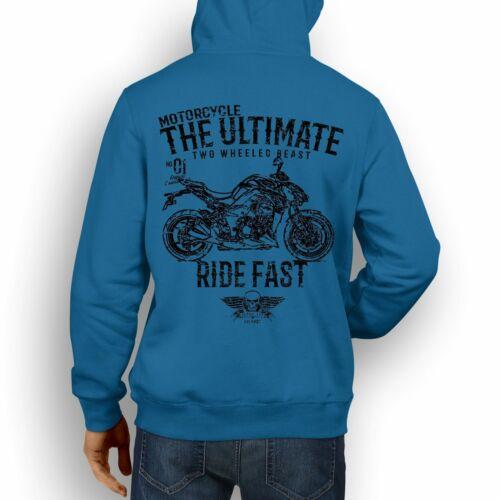 JL Ultimate Kawasaki Z1000 moto art hoodie