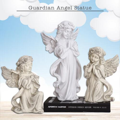 Resin Praying Angel Cherub Garden Decorative Statue Figure Ornament European NEW