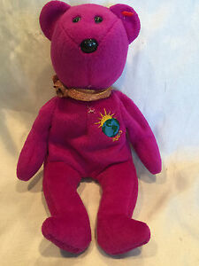 Collectible 1999-2000 TY Beanie Baby