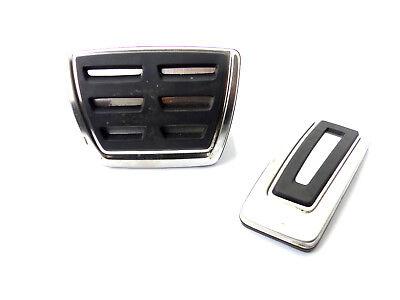 Pedale automatico in acciaio inox per Passat B6 B7 CC Sharan 7N Alltrack