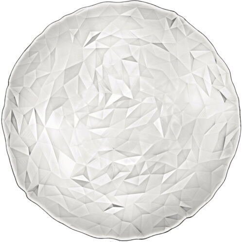 Bormioli Rocco 431250 Diamond Trasparente Platzteller 33 cm Glas 1 St