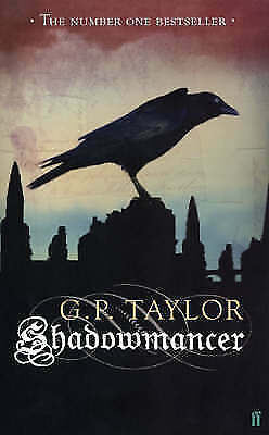 Shadowmancer: Adult Edition, Taylor, G.P., Very Good Book