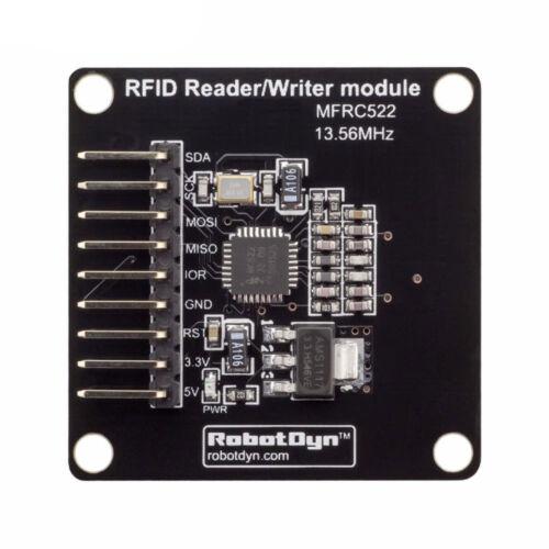 Modulo compatto Arduino Raspberry RFID lettura scrittura NFC MFRC522 13.56MHz